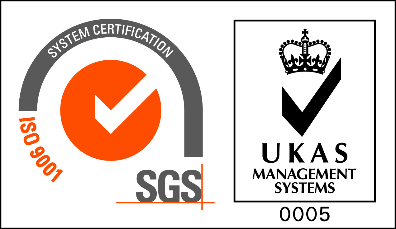 ISO 9001:2015 Certification Mark